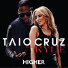 Taio Cruz feat Kylie - Higher 7th Heaven Club Remix