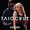 Taio Cruz feat Kylie - Higher 7th Heaven Club Remix
