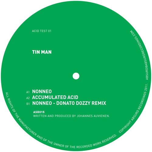 Tin Man - Nonneo Donato Dozzy remix (clip)