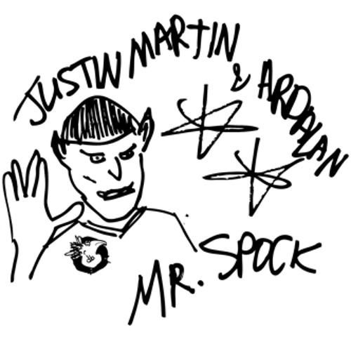 Mr. Spock by Justin Martin & Ardalan