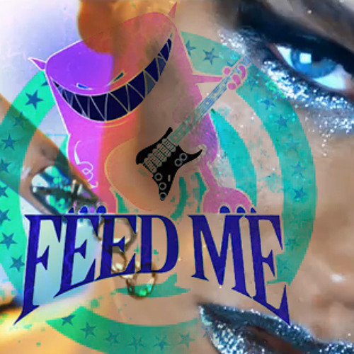 Feed Me vs. Ke$ha - We R Grand Theft Ecstasy (Forcing Function Mashup)