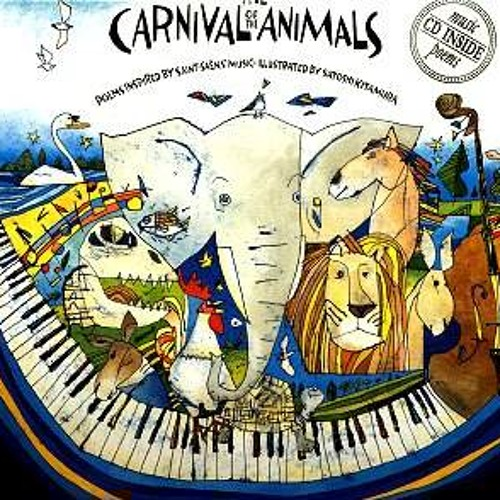 Camille Saint-Saëns - 'The Aquarium' 8x slower by