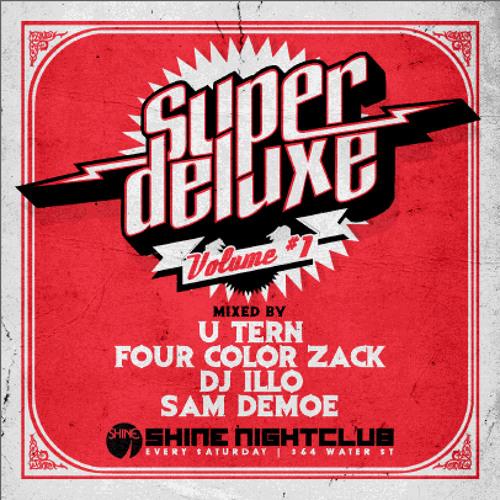 SUPER DELUXE Vol 1 (FCZ 15 MIN)