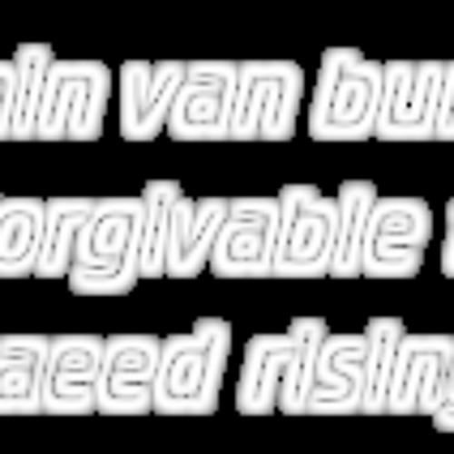 Armin van burren-unforgivable ft saeed rising
