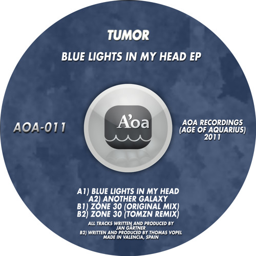 Tumor (Hoerstoff) - Zone 30 (Tomzn-rmx out now on beatport!!!)