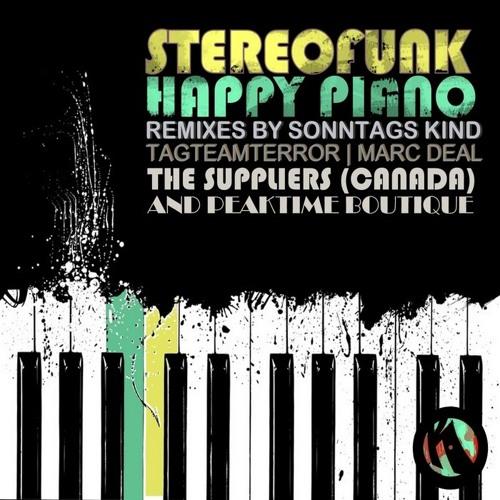 Stereofunk - Happy Piano (Sonntagskind Remix)