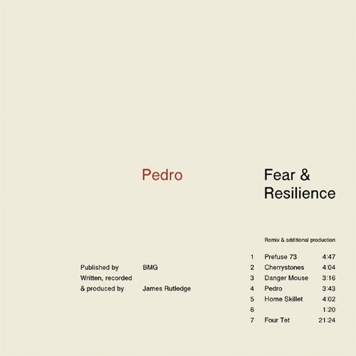 Pedro - Fear & Resilience (Four Tet Remix)