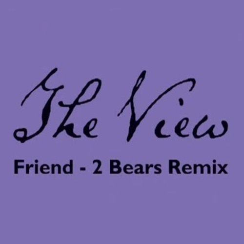 The View - Friend (The 2 Bears 'Pagan Morning' Remix)