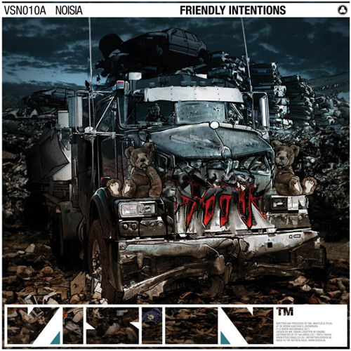 Noisia - Friendly Intentions (VSN010)