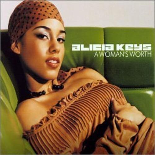 Alicia Keys - A Woman's Worth (Blu Mar Ten inst remix) (2002)