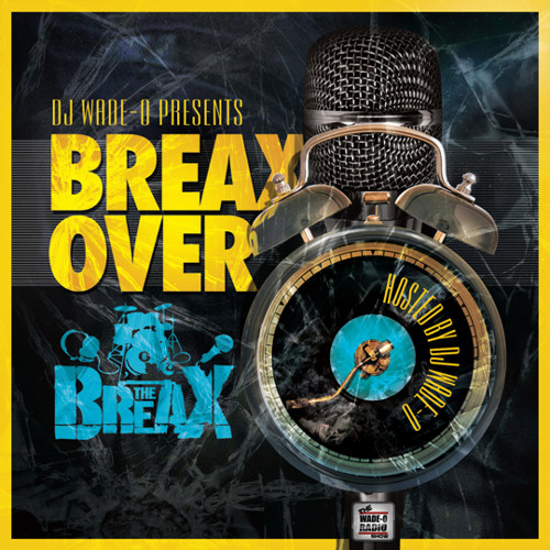 theBREAX 'BREAX OVER' mixtape