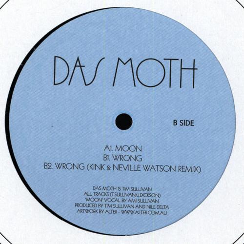 DAS MOTH -  MOON (JACQUES RENAULT REMIX)