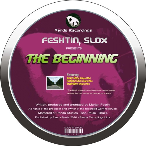 Feshtin, Slox - Away Story (Original Mix)