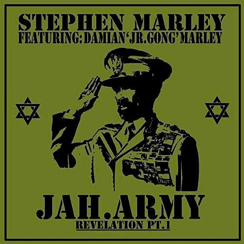 Jah Army - Stephen Marley ft Damian Marley & Buju Banton