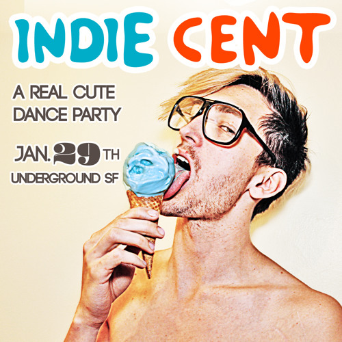 Indie Cent's I Scream for Indie Mix