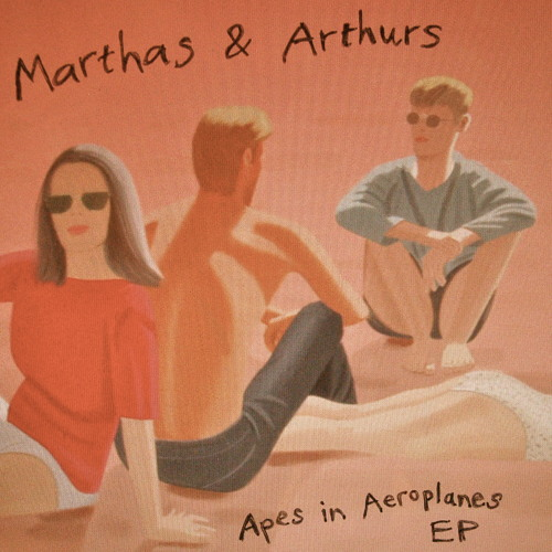Marthas & Arthurs - Counting The Colours Til Friday (EP version)