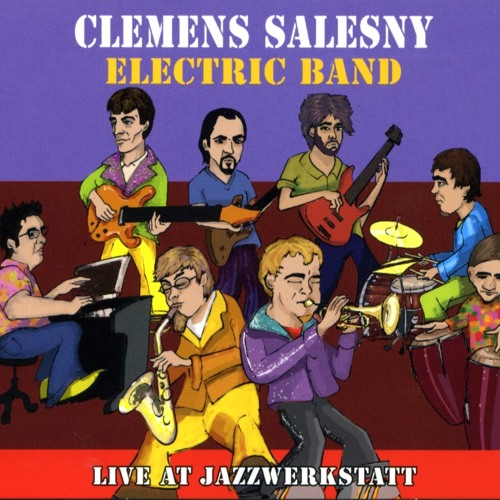 Knock Out by Clemens Salesny Electric Band