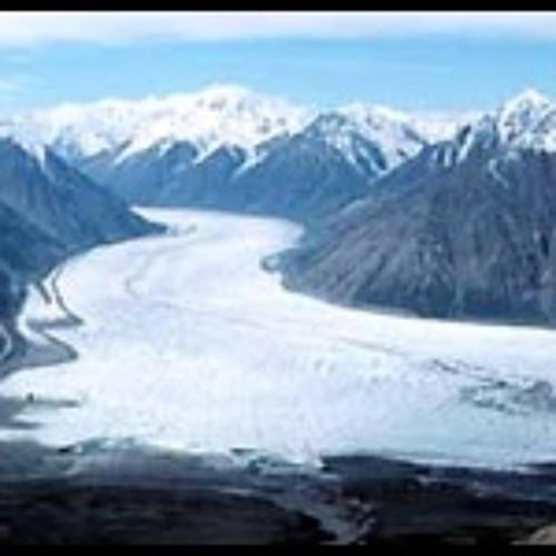 Inspired by a glacier... (end verse by Cooly Haste, drum loop by Adam Kirk x)