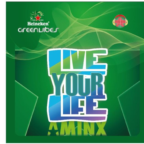 Aminx Feat Lady K - Live Your Life ( Original Long Mix )