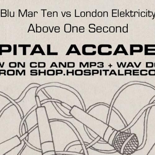 Blu Mar Ten vs London Elektricity - Above One Second (Free Download)