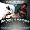 Todays Mixx #4 Jah Vinci Popcaan Special By DJ PATUU