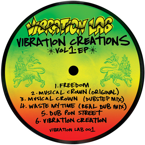 Vibration Lab - Waste My Time ( Real Dub )