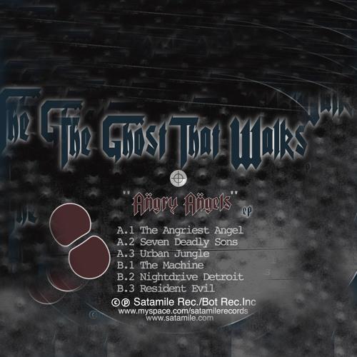 Ghostwalker EP