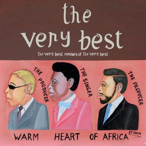 The Very Best - Warm Heart Of Africa (So Shifty Remix)