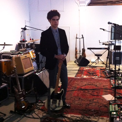 Noah & The Whale - Studio tour