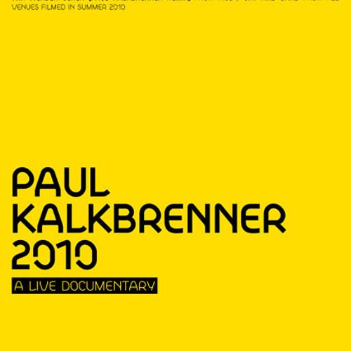 Paul Kalkbrenner A Live Documentary