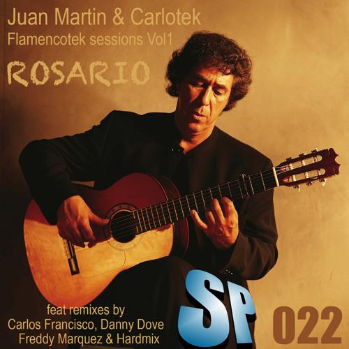 Juan Martin & Carlotek - Rosario - Carlos Francisco Latin DreamVox