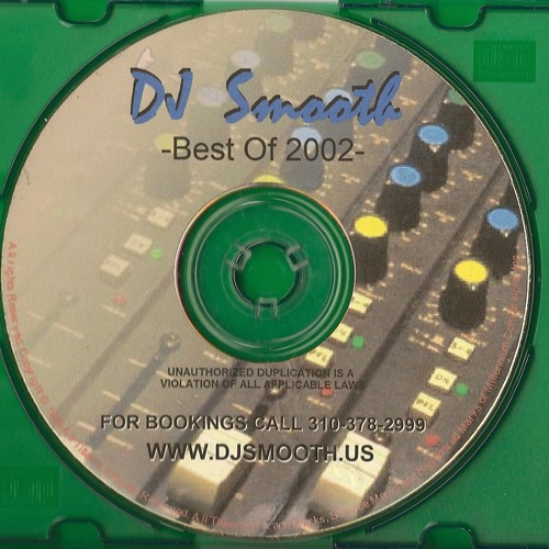 Best Of Chris Smooth 2002 Formally DJ Smooth