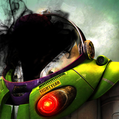 Ry Legit - Buzz Lightyear (2 Much Bass Records)