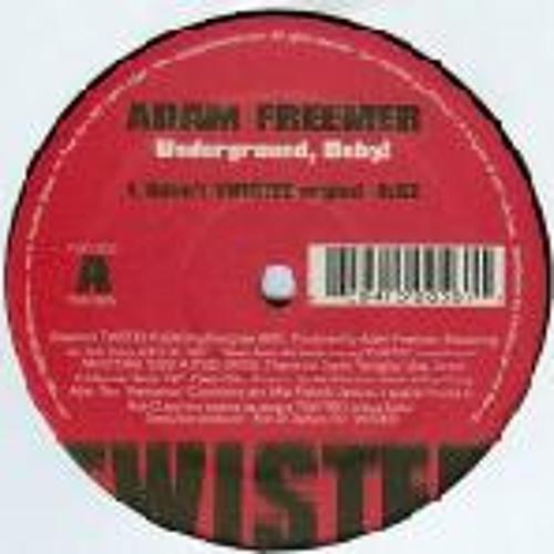 Adam Freemer - Underground, Baby!