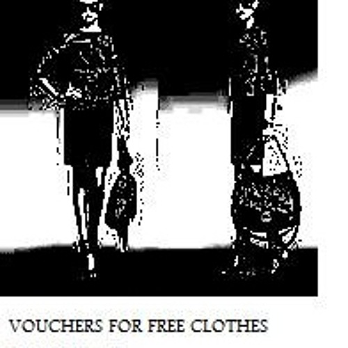 Vouchers for free Clothes