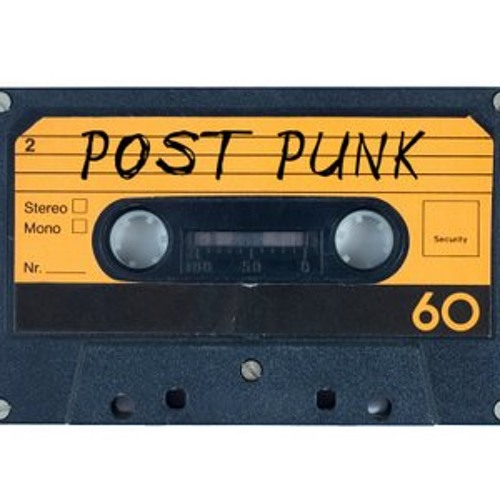 Post Punk Party Mix.....oh YEAH!!