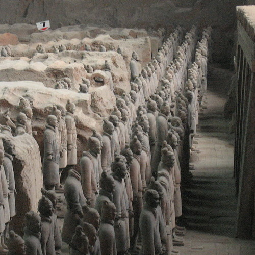 Freq Accident -Terracotta Army