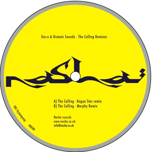 NR008 - The Calling - Ges-e & Osmani Soundz - Morphy Remix