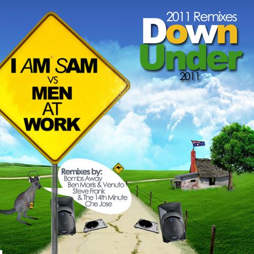 I Am Sam vs Men At Work - Down Under 2011 (The Remixes)