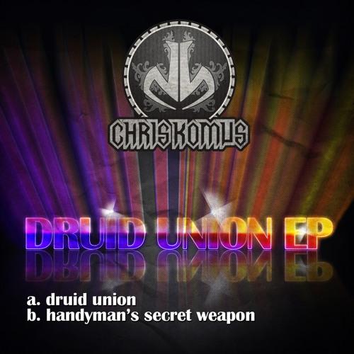 Chris Komus - Handyman's Secret Weapon [INT084 on Intellegenix Records]
