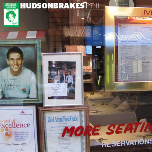 Hudsonbreaks Pt. III - Samples/Breaks Mix