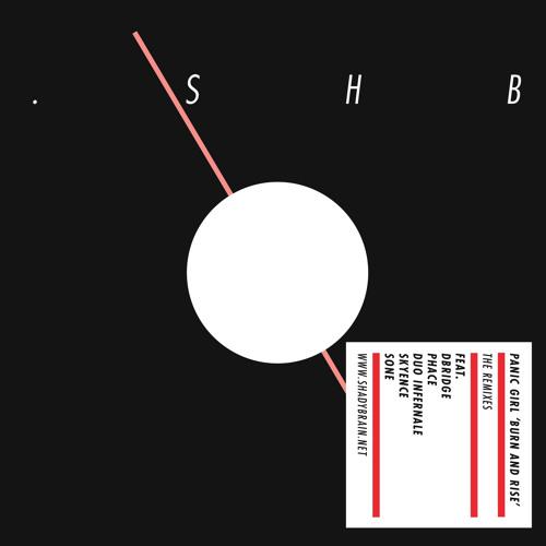 Panic Girl - Blue Lights ( dBridge Don't Panic RMX) - SHB010
