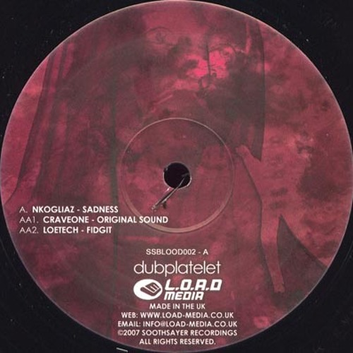 nkogliaz - sadness (original mix) (Soothsayer SSBLOOD002-2007)-(Magnetic MAG001-2013)