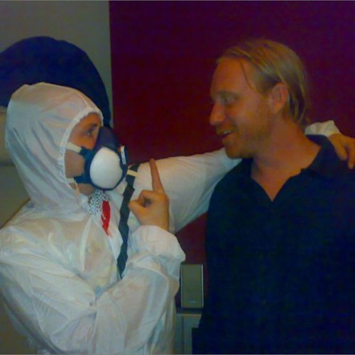 Luke Dumbstruck vs Radioactive Man - Acid shelf