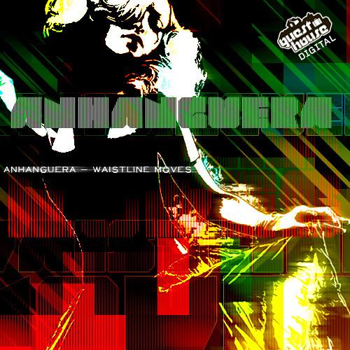 Anhanguera feat J-Dub - Weekend Lovers [Guesthouse] 160kbps clip