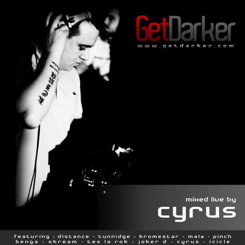 CYRUS FREE GETDARKER MIX CD