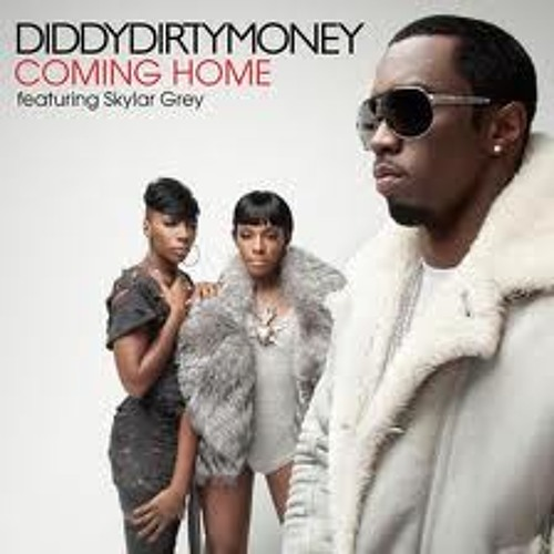 Diddy Dirty Money ft. Skylar Grey - Coming Home - Ruff Diamond Remix