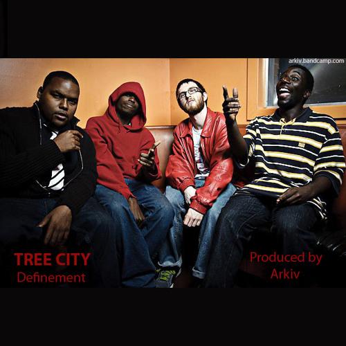 Tree City - Definement [prod. Arkiv]