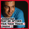 Johnstar feat. Mc Spyder - Tick Tock Track (Original Club mix)