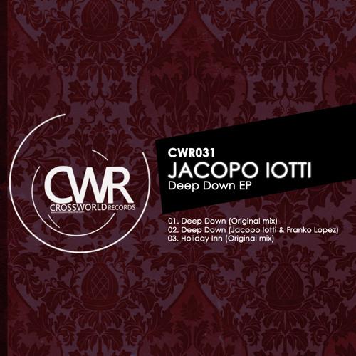Jacopo Iotti - Deep Down EP [CWR031]